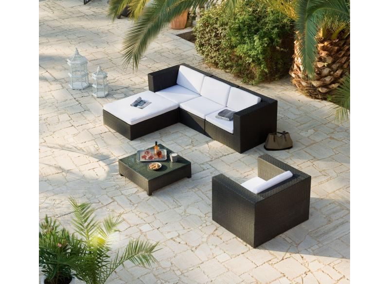 optez pour une d co jardin design gr ce un salon de. Black Bedroom Furniture Sets. Home Design Ideas